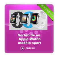 sorteo Apple watch