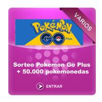 sorteo pokemon go