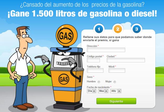 http://sorteosmania.es/survey-gasolina/