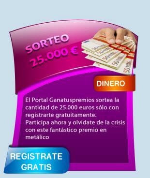 sorteo25000