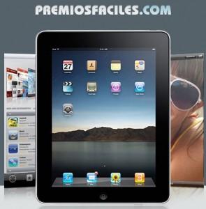Participa en el sorteo gratis de un iPad