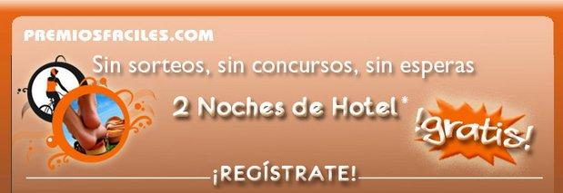 sorteo hotel gratis