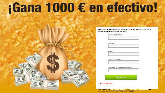 sorteos gratis 2014