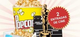 Cómo conseguir entradas de cine gratis mediante sorteo