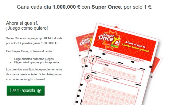 Juegos Once Super Once