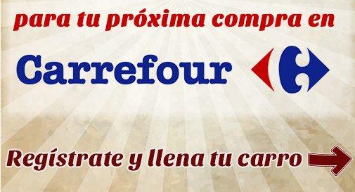 Sorteo Carrefour condiciones