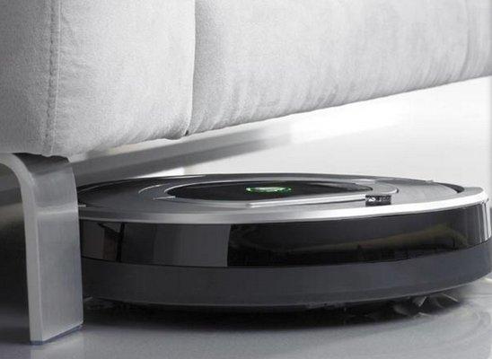 Sorteo robot de limpieza