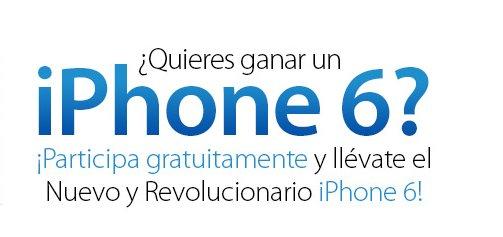 Conseguir iPhone 6