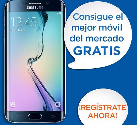 Sorteo Samsung Galaxy S6 gratis