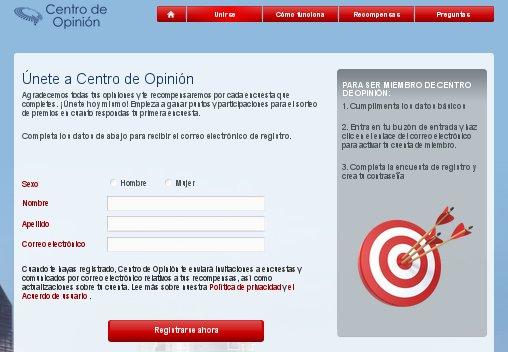 Mejores encuestas remuneradas Centro de Opinión 2015