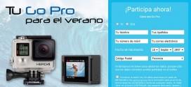 Sorteo Gopro gratis y online: un concurso Gopro