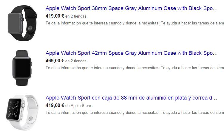 concurso Apple Watch gratis