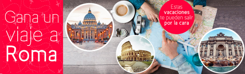sorteos de viajes 2016
