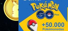 Sorteo Pokemon Go: 50.000 monedas gratis en este concurso