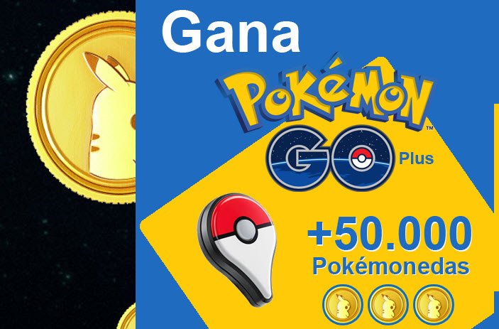 sorteo pokemon go