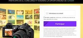 Sorteo de cámara Nikon y Gopro: condiciones del concurso
