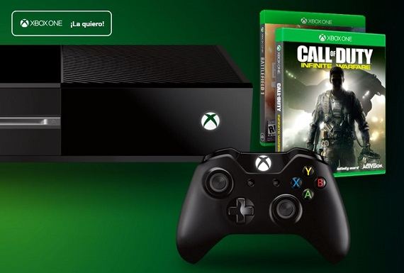 sorteo de consola Xbox