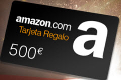 sorteo cheque amazon