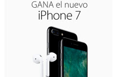 sorteo iphone 7