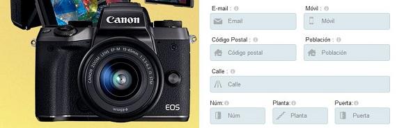 concurso cámara de fotos online y gratis