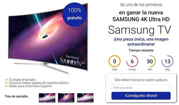 concurso smart tv online