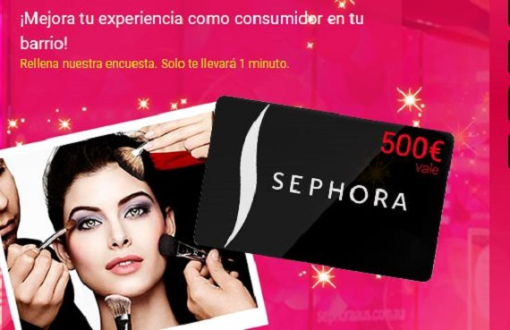 concursos de cosméticos gratis
