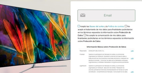 sorteo smart tv gratis